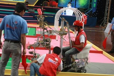 Khai mạc Robocon Việt Nam 2012 ảnh 5