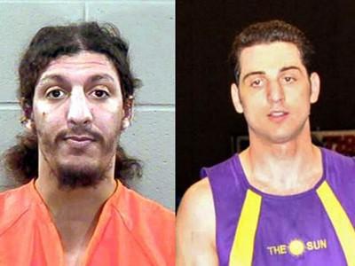 Nhờ thông tin tình báo của Ảrập Xêút, Mỹ bắt Richard Reid (trái) trước khi tên này đánh bom một chiếc máy bay dân dụng. Năm 2012, Bộ Nội vụ Ảrập Xêút gửi thư cảnh báo Mỹ về Tamerlan Tsarnaev (phải). Ảnh: Getty Images