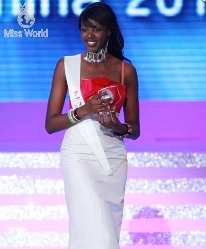 Ngắm các thí sinh tại đêm Chung kết Miss World 2010 - Phần 2 ảnh 12