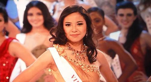 Hình ảnh trước đêm Chung kết Hoa hậu Thế giới ảnh 1