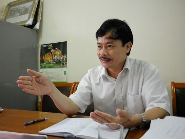 Ông Nguyễn Xuân Dương
