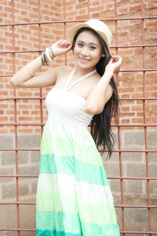 Miss Teen Bích Trâm nghị lực và say mê diễn ảnh 5