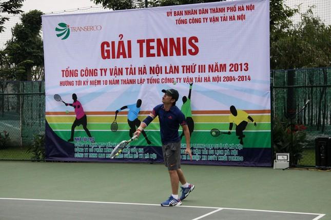 Sôi động giải tennis Transerco lần thứ III ảnh 11