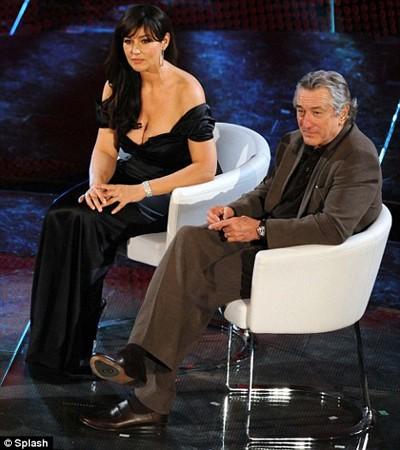 Bộ phim mới nhất mà cô và huyền thoại điện ảnh Robert De Niro cộng tác sẽ được trình chiếu vào ngày 25/3 tới