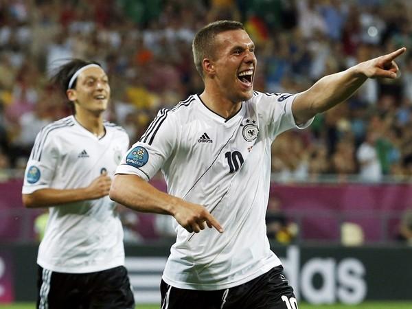 Người Đức đã chơi rất ấn tượng ở vòng bảng. Ảnh: Getty Images
