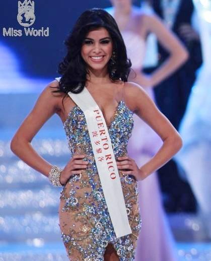 Ngắm các thí sinh tại đêm Chung kết Miss World 2010 - Phần 2 ảnh 5