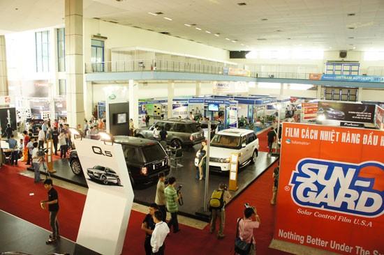 Chính thức khai mạc triển lãm Auto Expo 2011 ảnh 2