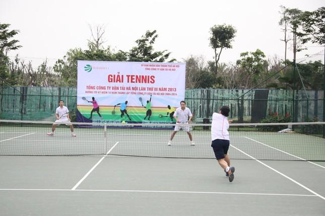 Sôi động giải tennis Transerco lần thứ III ảnh 18