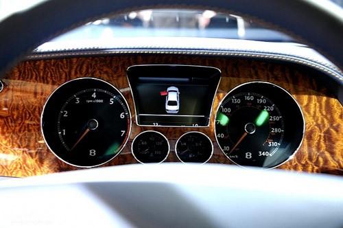 """Bentley mang """"hàng hiệu"""" tới triển lãm Detroit ảnh 12"""