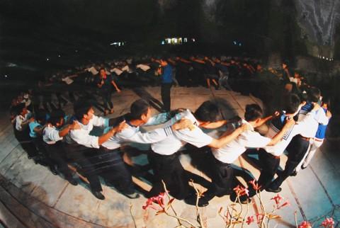 Biển đảo quê hương 'hội tụ' về Hà Nội ảnh 10