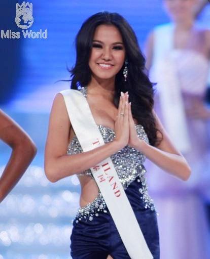 Ngắm các thí sinh tại đêm Chung kết Miss World 2010 - Phần 2 ảnh 9