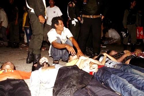 Gần 400 người bị giẫm đạp tới chết ảnh 4