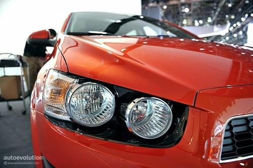 Chevrolet Sonic - đối thủ của Ford Fiesta lộ diện ảnh 3