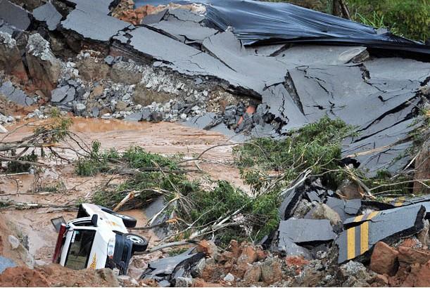 Những thảm họa năm 2010 qua ảnh ảnh 13