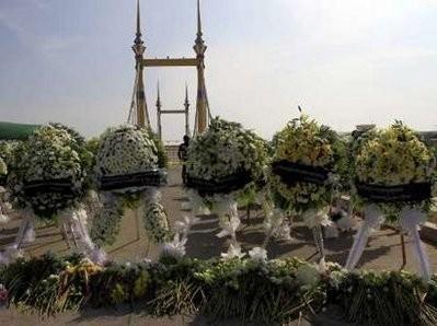 Bùi ngùi lễ tưởng niệm nạn nhân chết vì giẫm đạp ảnh 5