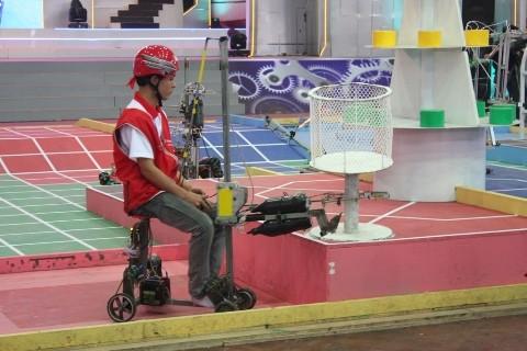 Xác định 32 đội dự chung kết Robocon 2012 ảnh 1
