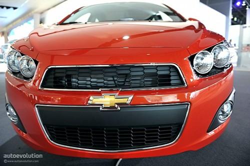 Chevrolet Sonic - đối thủ của Ford Fiesta lộ diện ảnh 2
