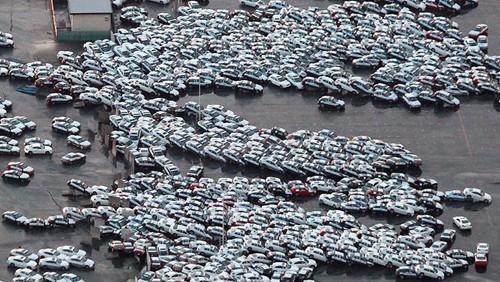 Trong thời gian tới, các thị trường ô tô có khả năng thiếu xe nhập từ Nhật Bản