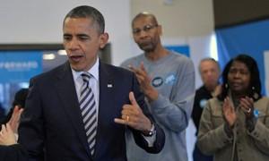 Ông Obama tái đắc cử Tổng thống Mỹ