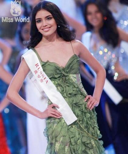 Ngắm các thí sinh tại đêm Chung kết Miss World 2010 - Phần 2 ảnh 4