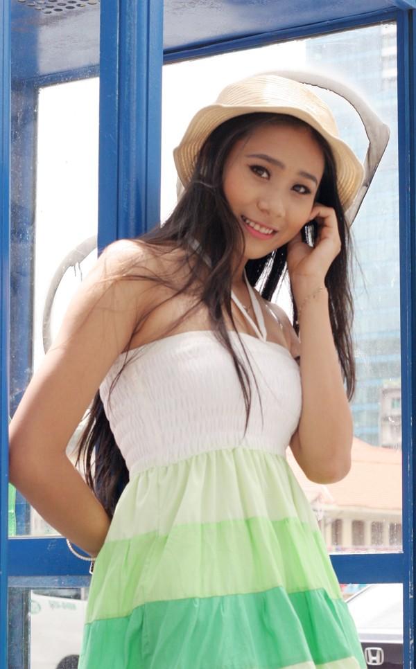 Miss Teen Bích Trâm nghị lực và say mê diễn ảnh 2