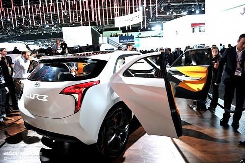 Hyundai Curb Concept – Khái niệm mới cho crossover ảnh 13