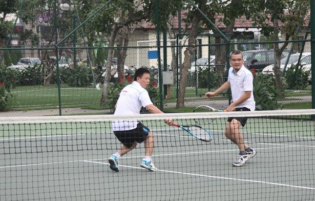 Sôi động giải tennis Transerco lần thứ III ảnh 10