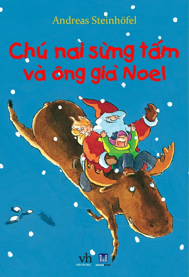 Câu chuyện chú Nai sừng tấm mùa Giáng sinh ảnh 1
