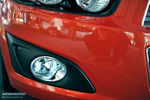 Chevrolet Sonic - đối thủ của Ford Fiesta lộ diện ảnh 4