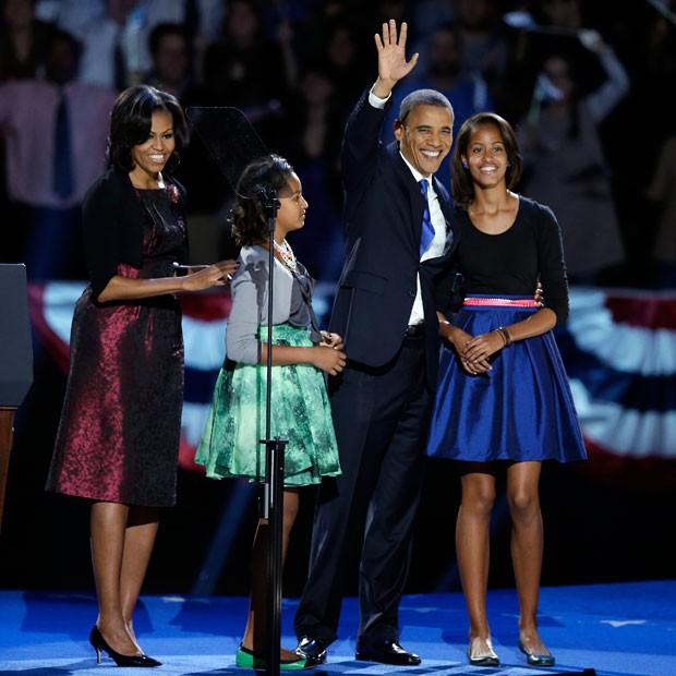 Ngày 6 tháng 11 năm 2012: Ông Obama tái đắc cử tổng thống Mỹ sau khi chiến thắng trước ứng viên Đảng Cộng hòa Mitt Romney