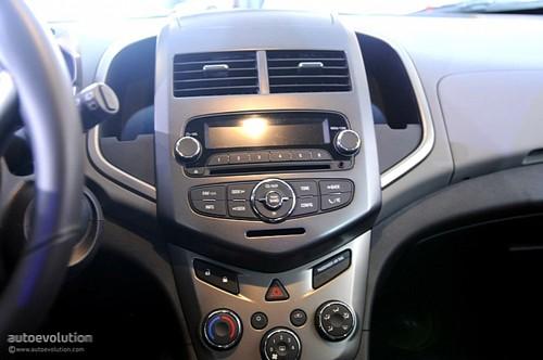 Chevrolet Sonic - đối thủ của Ford Fiesta lộ diện ảnh 13