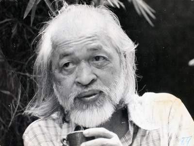 Nhà thơ Hoàng Trung Thông: Đầu trần đi dưới trời mưa ảnh 4