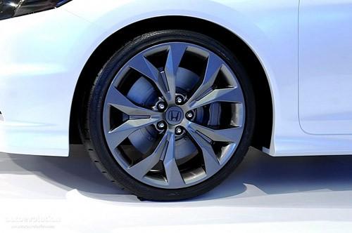 Honda Civic Concept - đổi mới toàn diện ảnh 11