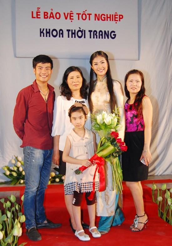 Ngọc Hân đạt điểm cao trong lễ Bảo vệ Tốt nghiệp ảnh 12