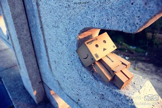 Thế giới cảm xúc của robot Danbo ảnh 17