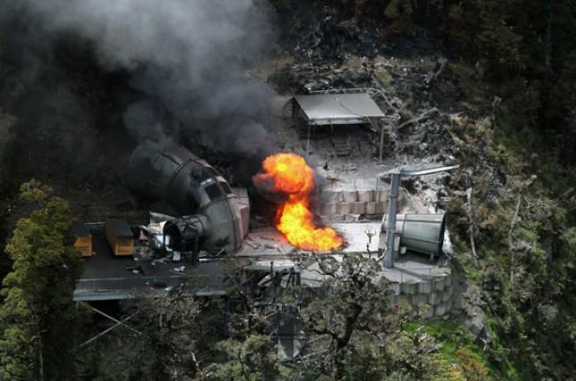 Những thảm họa năm 2010 qua ảnh - tiếp ảnh 11