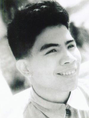 Bùi Ngọc Tấn năm 1956 qua ống kính nhà nhiếp ảnh Mai Nam