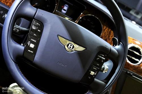 """Bentley mang """"hàng hiệu"""" tới triển lãm Detroit ảnh 15"""