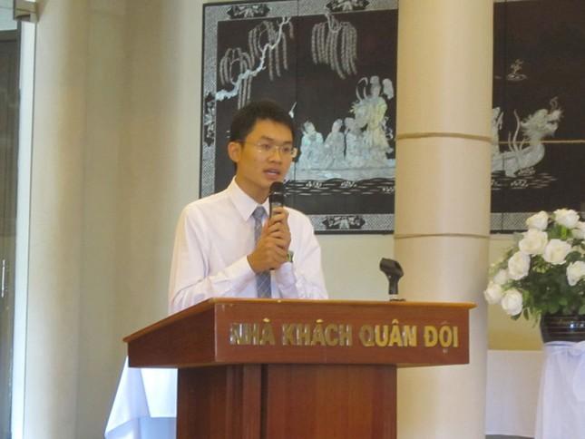 Hà Duy đại diện ban tổ chức