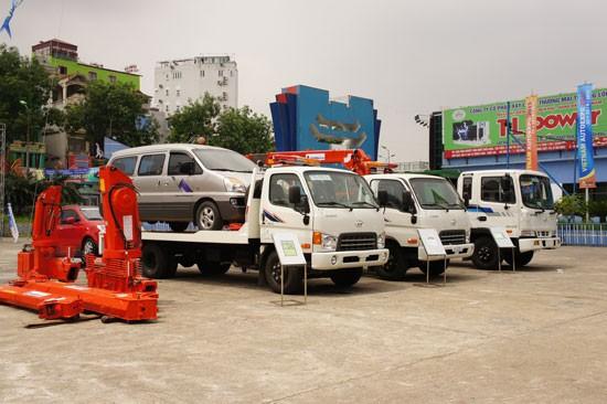 Chính thức khai mạc triển lãm Auto Expo 2011 ảnh 8