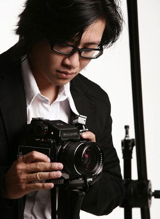 Vũ Lâm: Tôi chụp ảnh vì đam mê cái đẹp ảnh 1