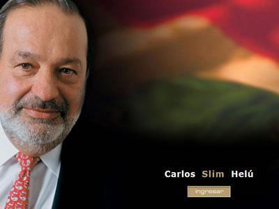 Tỷ phú viễn thông Carlos Slim