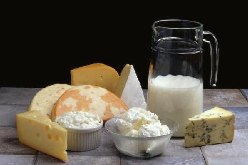 Các sản phẩm làm từ sữa