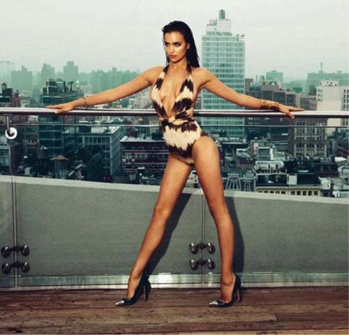 Irina Shayk 'nổi lửa' trên tạp chí dành cho đàn ông ảnh 6