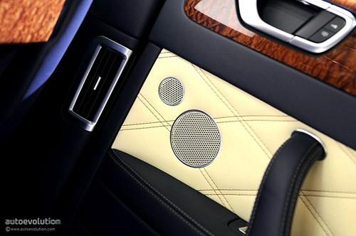 """Bentley mang """"hàng hiệu"""" tới triển lãm Detroit ảnh 18"""
