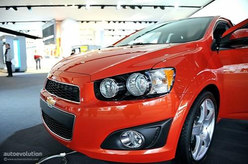 Chevrolet Sonic - đối thủ của Ford Fiesta lộ diện ảnh 21