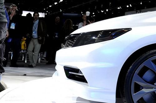 Honda Civic Concept - đổi mới toàn diện ảnh 10