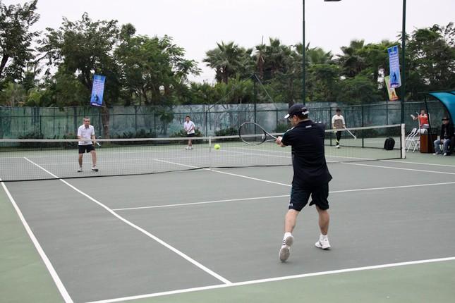 Sôi động giải tennis Transerco lần thứ III ảnh 16