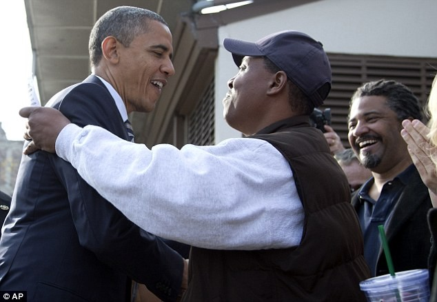 Nhiều cử tri Mỹ gốc Latinh đối với nhà lãnh đạo da đen Barack Obama