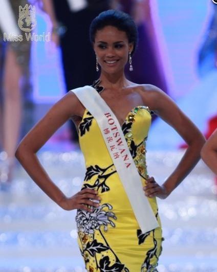 Năm người đẹp nhất Miss World 2010 ảnh 9